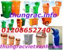 An Giang: Thùng rác nhựa, thùng rác công cộng, thung rac nhua, thùng rác giá rẻ CL1262879