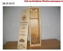Tp. Hà Nội: Hộp đựng rượu làm từ gỗ thông CL1264736