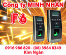 Lâm Đồng: Máy chấm công RJ F6 giá tốt, khuyến mãi đặc biệt tại Lâm Đồng. Lh:0916986820 Ngân CL1218779