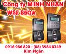 Trà Vinh: Máy chấm công WSE 850A giá cạnh tranh, khuyến mãi đặc biệt. Lh:0916986820 Ngân CL1218779