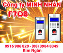 Tp. Hồ Chí Minh: Máy chấm công RJ F708 giá rẻ, khuyến mãi đặc biệt tại Tp. HCM. Lh:0916986820 Ngân CL1218779