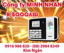 Bạc Liêu: Máy chấm công RJ 5000AID giá rẻ, giao hàng tại Bạc Liêu. Lh:0916986820 Ngân CL1218779