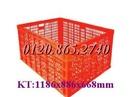 Bình Dương: Thùng nhựa công nghiệp, khay nhựa, hộp nhựa giá rẻ call: 01208652740 - Huyền CL1141008