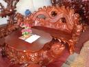 Tp. Hồ Chí Minh: bàn ghế gốc cây - gỗ mỹ nghệ phan tiến CL1264736