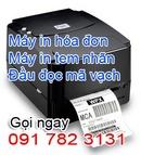 Tp. Hà Nội: Máy in Tem nhãn mã vạch giá rẻ nhất thị trường, khuyến mại hấp dẫn dẫn. CL1197314