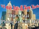 Tp. Hồ Chí Minh: Vé máy bay đi Mỹ - New York của Eva Air CL1205406