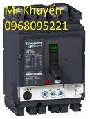 Tp. Hà Nội: Aptomat schnedier MCCB 3P 125A dòng cắt 25KA bảo hành 12 tháng giảm giá 46% liên CL1270201