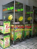 Bà Rịa-Vũng Tàu: Cần tìm đại lý phân phối xe nước mía siêu sạch trên toàn quốc CL1271517