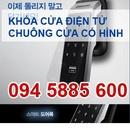 Tp. Hà Nội: Phân phối và lắp khóa cửa điện tử CL1197314