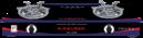 Tp. Hồ Chí Minh: BẾP GAS KASUMA đôi bảo hành 24 tháng+tặng 1 bình đun siêu tốc+3 chảo chống dính RSCL1399250