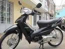 Tp. Hà Nội: Bán xe Wave Anpha cá mầu đen cực hiếm đăng kí 2007 còn mới đẹp long lanh CL1271807