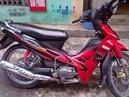 Tp. Hà Nội: Bán xe Yamaha Sirius 2009 màu đỏ đen, xe nguyên zin toàn bộ chưa sưa chữa, chính CL1271384P9