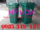 Tp. Hồ Chí Minh: Xe đẩy rác 660 lít, Thùng rác công cộng 240 lít:0985349137 CL1277328