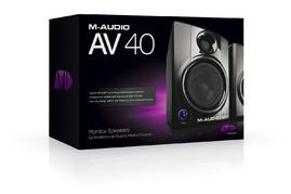 Loa đa năng M-Audio Studiophile AV40 Powered Monitor Speakers