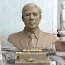 Tp. Hà Nội: tuong chan dung, duc tuong chan dung, dieu khac tuong chan dung, tuong chan dung CL1147982P6