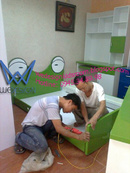 Tp. Hà Nội: Giường ngủ trẻ em đẹp cho bé, giường ngủ trẻ em giá rẻ RSCL1636227