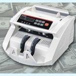 Máy đếm tiền Henry MODEL HL-2100UV tại Quận Đống Đa