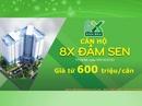 Tp. Hồ Chí Minh: Bán căn hộ 8X Đầm Sen gần quận 11 giá chỉ 13,35tr/ m2 CL1217774