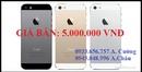 Tp. Hồ Chí Minh: iphone 5s xách tay giá rẻ 3 tr ,hàng mới về nguyên hộp CL1284407
