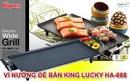Tp. Hà Nội: Vỉ nướng điện King Lucky HA-888 CL1300709P5