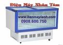 Tp. Hồ Chí Minh: Tủ mát nằm ngang ALASKA LC-450B LC450B(350l)kính lùa phẳng RSCL1214013