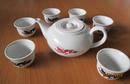 Tp. Hồ Chí Minh: Bán Ấm trà gốm sứ, Đất nung đổi màu-sử dụng, làm quà TẾT tốt CL1290495
