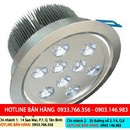 Tp. Hồ Chí Minh: Bán đèn led downlight 3W, 5W, 7W, 9W, 12W rẻ nhất 2013 CL1202465P11