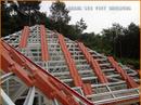 Tp. Hồ Chí Minh: Kết cấu thép nhẹ cho mái nhà lợp ngói CL1292445