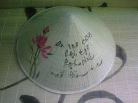 Cơ sở nón lá Hải Đăng