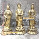 Tp. Hà Nội: tượng phật tam thánh, tượng phật bằng đồng, bán tượng đồng, tượng đồng, tượng CL1322421