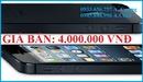 Tp. Hồ Chí Minh: iphone 5 giá rẻ nhất, iphone 5 giá rẻ 3. 000. 000 CL1297051