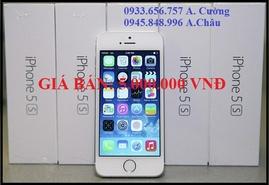 bán iphone 5s giá rẻ nhất hcm chỉ 3tr