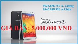 bán samsung galaxy note 3 giá rẻ nhất hcm