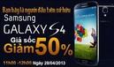 Tp. Hồ Chí Minh: samsung galaxy s4 16gb xách tay mới giá siêu rẻ!xả hàng cuối năm CL1297531