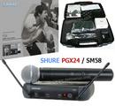 Tp. Hồ Chí Minh: Micro shure không dây karaoke nhẹ hay phổ biến trên thị trường CL1148117P9