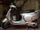Tp. Hà Nội: Bán xe Piaggio ET8 150 màu bạc, đăng kí 2002, giá 19T CL1311467P10