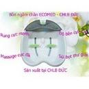 Tp. Hà Nội: Bồn massage ngâm chân Ecomed - Đức CL1299678