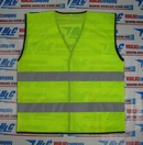 Tp. Hồ Chí Minh: Áo phản quang lưới màu xanh lá 2 sọc ngang - hàng VN CL1301023