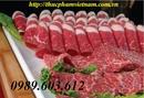 Tp. Hà Nội: Thịt bò tươi ngon, xuất xứ rõ rảng, đảm bảo vệ sinh an toàn thực phẩm CL1272043P11
