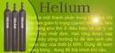 Bình Dương: Chai khí Heli 40 lít, bán chai khí Heli 40 lít CL1184814