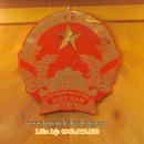 Tp. Hà Nội: Đúc gò đồng Quốc huy, huy hiệu đồng, tranh đồng, quốc huy bằng đồng, huy hiệu CL1309832