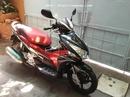 Tp. Hồ Chí Minh: Cần bán Honda Air Blade đầu 2012 đỏ đen sport CL1311467P8