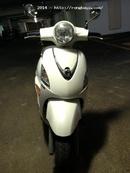 Tp. Đà Nẵng: cần bán gấp chiếc xe máy attila FI màu trắng CL1311467P8