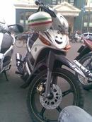 Tp. Hồ Chí Minh: Mình cần bán xe taurus màu trắng đen CL1306491