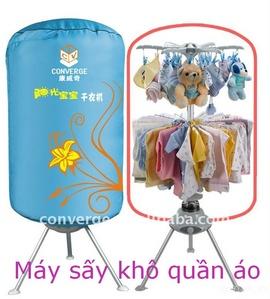 Máy sấy khô quần áo Thái Lan, Sấy khô quần áo ,Tủ sấy khô quần áo 10-15kg