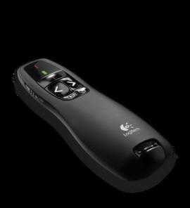 Bút trình chiếu power poit Logitech R400