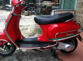 Cần bán 1 xe Vespa LX 125ie