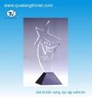 Tp. Hồ Chí Minh: Sản xuất biểu trưng pha lê, kỷ niệm chương pha lê CUS17067P6