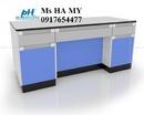 Tp. Hồ Chí Minh: Bàn thí nghiệm, bàn thí nghiệm áp tường, thiết kế lắp đặt nội thất thí nghiệm CL1428633
