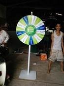 Tp. Hồ Chí Minh: Vòng quay may mắn , Quầy kệ, Gian hàng hội chợ triển lãm. ,Mascot , RSCL1195700